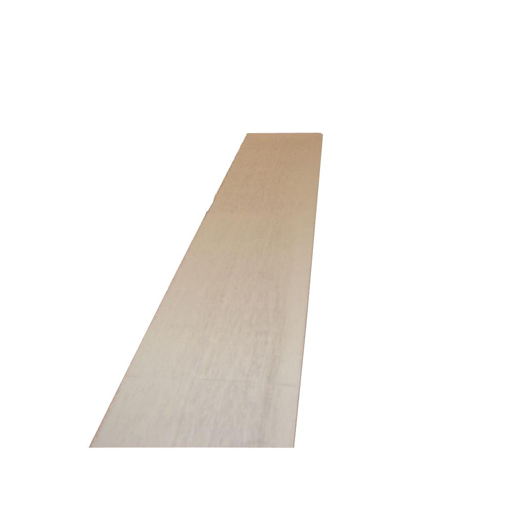 11/16 in. x 7-1/4 in. x 16 ft. Primed Redwood Board