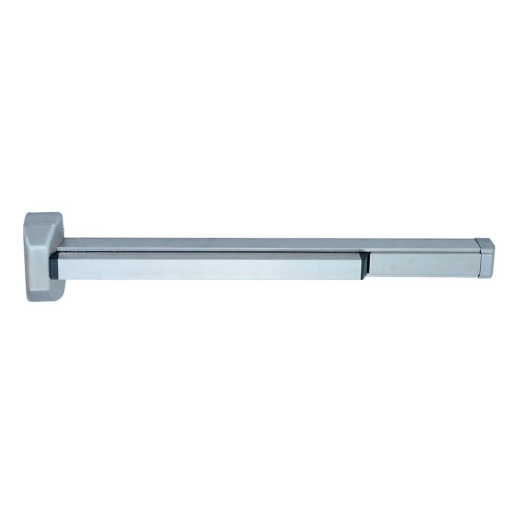 Silver Rim Type Push Bar Exit Device Fire Rate