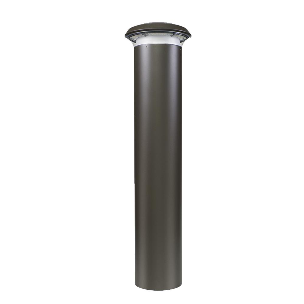 LED Low Voltage Bollard for Enhanced Outdoor Settings