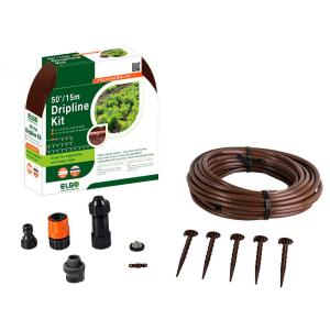 Deals on Elgo 50 ft. Drip Line Kit ELDP15