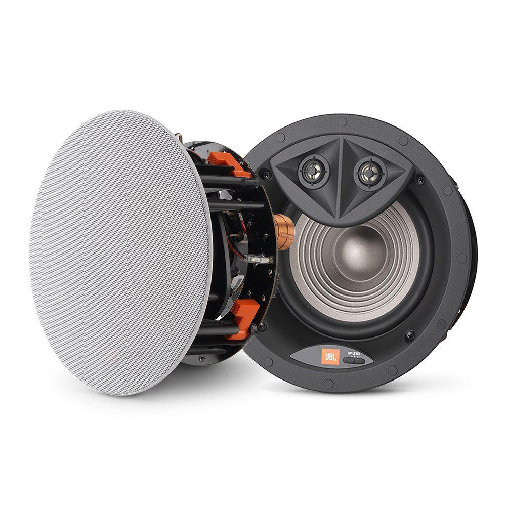 Leviton Architectural Edition Powered by JBL 6.5 in. Ceiling Speaker ...