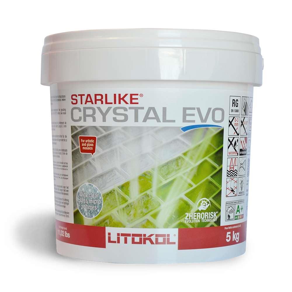 Starlike EVO 700 11 lbs. Crystal Glass