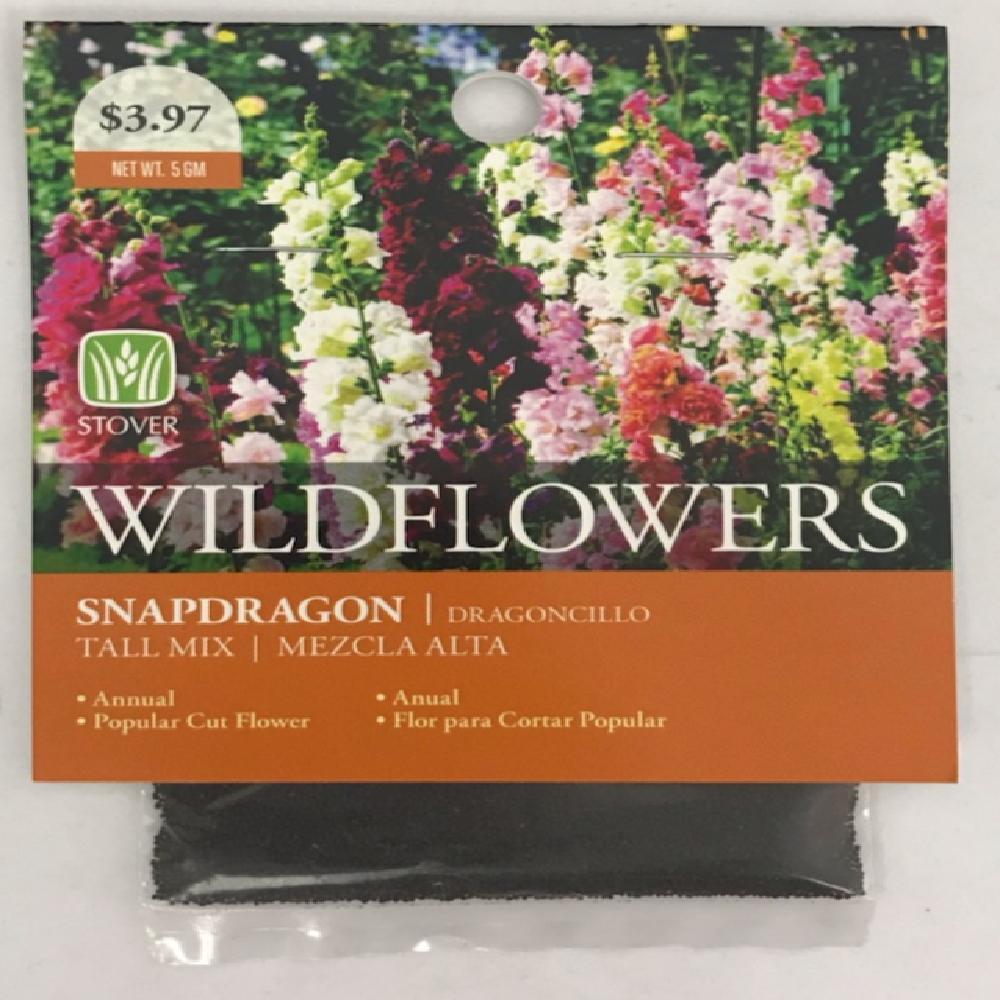 Snapdragon Tall Mix Seed