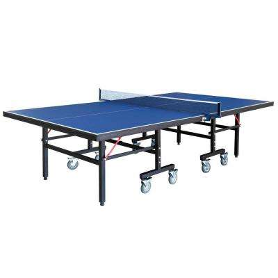 Table Tennis For Family Game Rooms With Foldable Halves For Individual