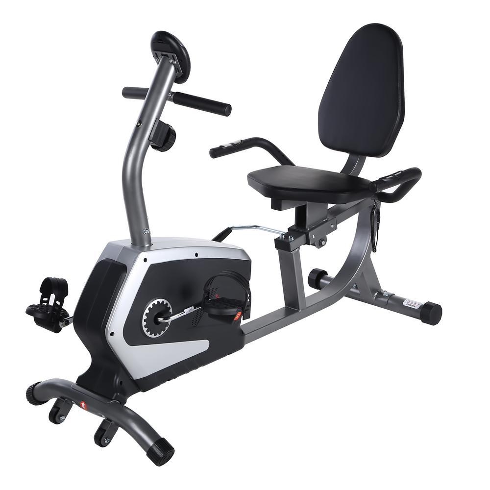 Easy Adjustable Seat Recumbent Bike