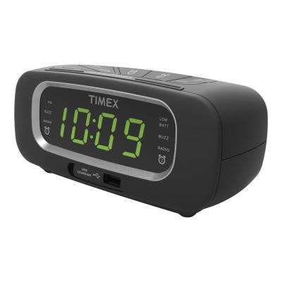 Clock Radio with USB