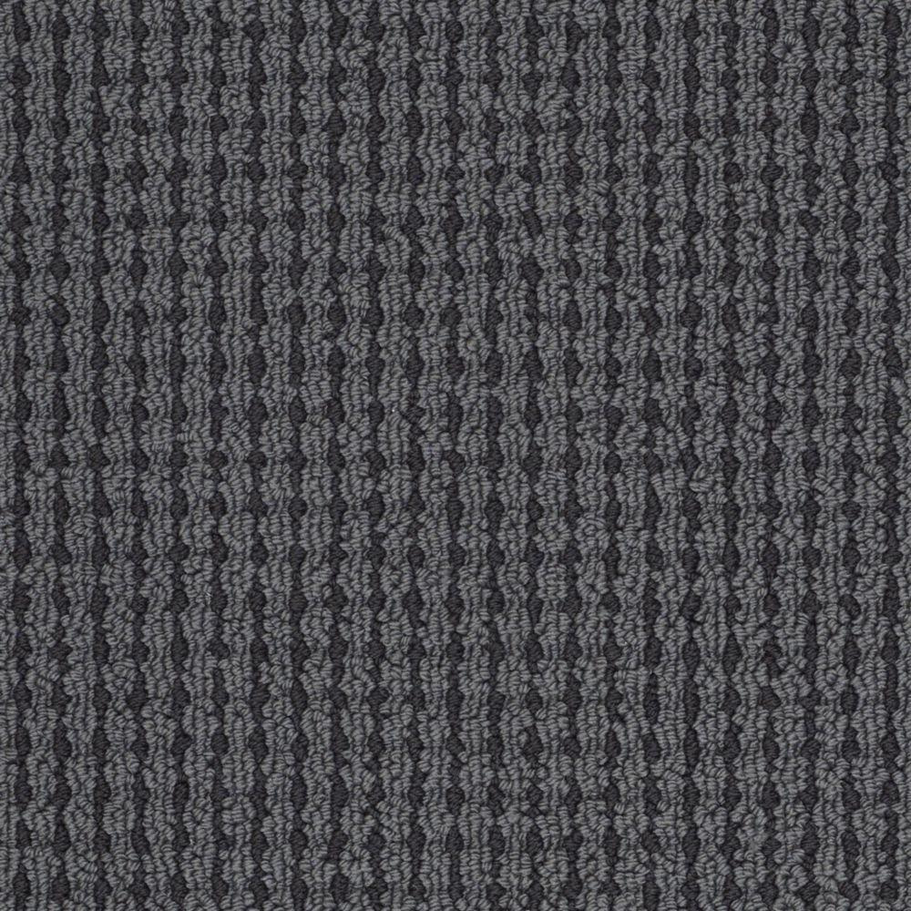 Martha Stewart Living Gloucester Hill - Color Silhouette 6 in. x 9 in. Take Home Carpet Sample