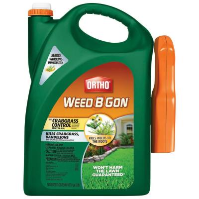 Weed B Gon 1 gal. Plus Crabgrass Control Ready to Use2 Trigger