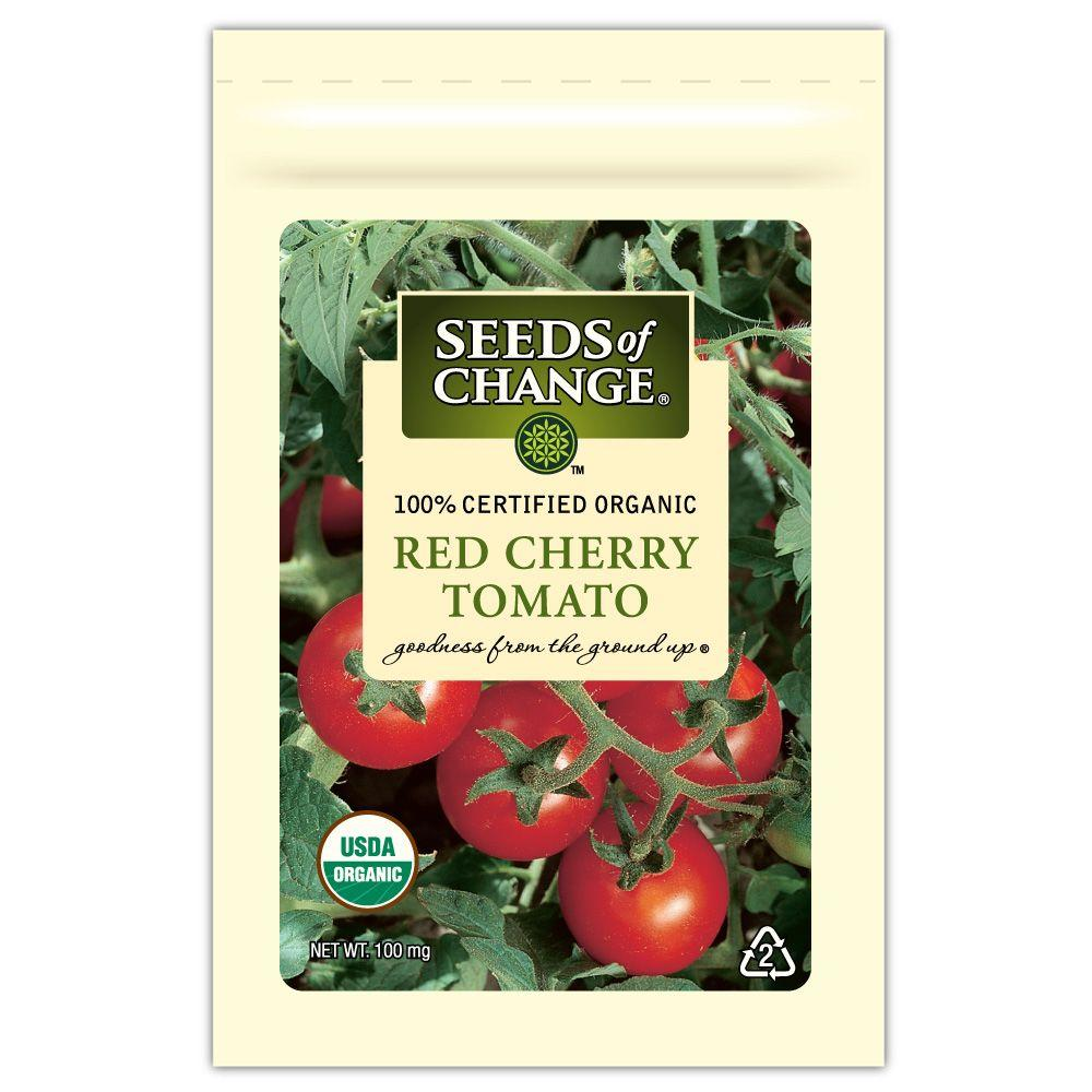 Seeds of Change Tomato Red Cherry (1-Pack)