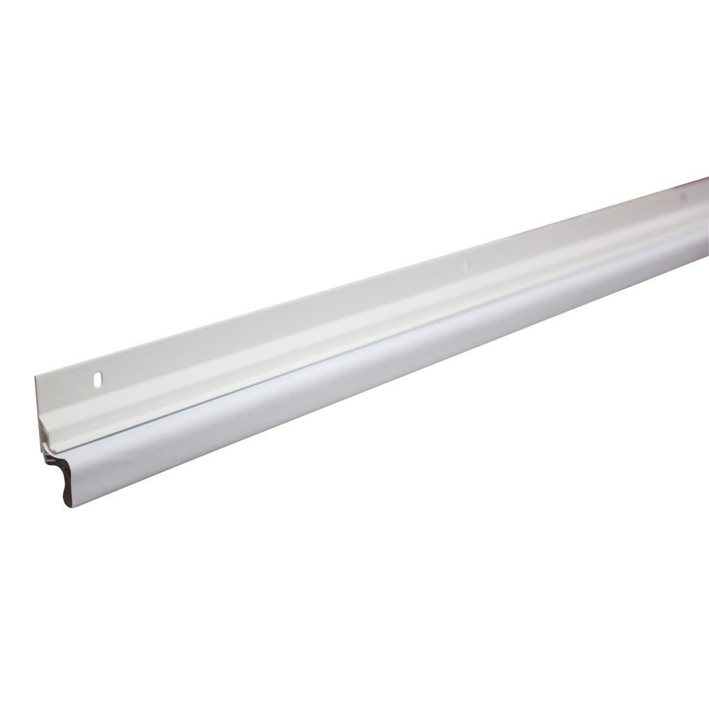 Frost King E/O Aluminum/Kerfs Door Set in White