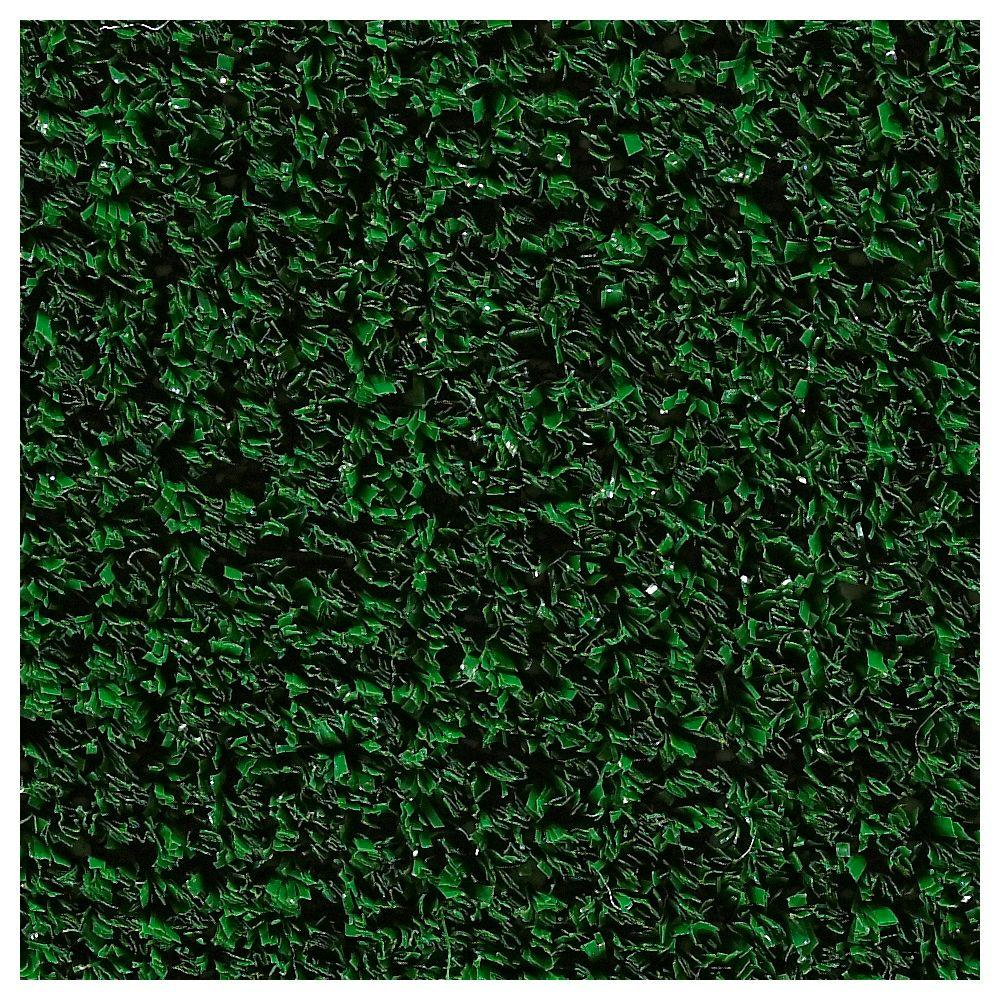 TrafficMASTER Vantage - Color Ivy Green Artificial Grass 6 ft. Carpet