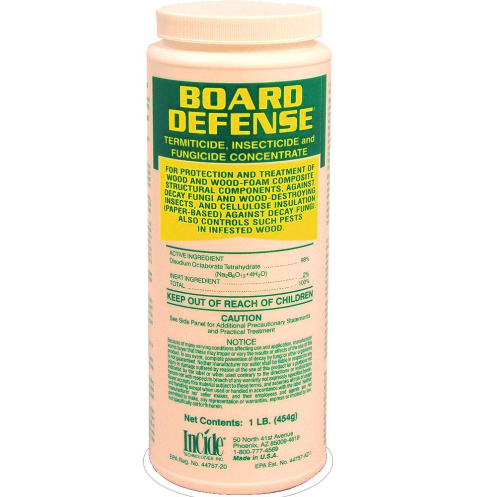 SYSTEM THREE 1 lb  Board Defense Borate Powder