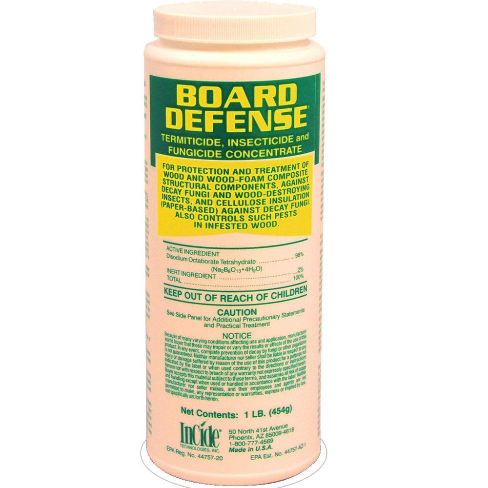 System Three 1 lb. Board Defense Borate Powder, White