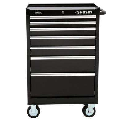 27 in. W 7-Drawer Tool Cabinet