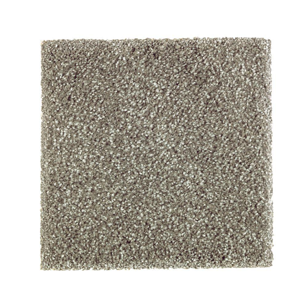 PetProof Whirlwind I - Color Mountain Mist Texture 12 ft. Carpet