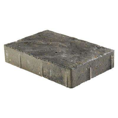 11.81 in. L x 7.87 in. W x 1.97 in. H Antique Pewter Concrete Paver Taverna (192-Pieces/124 sq. ft./Pallet)
