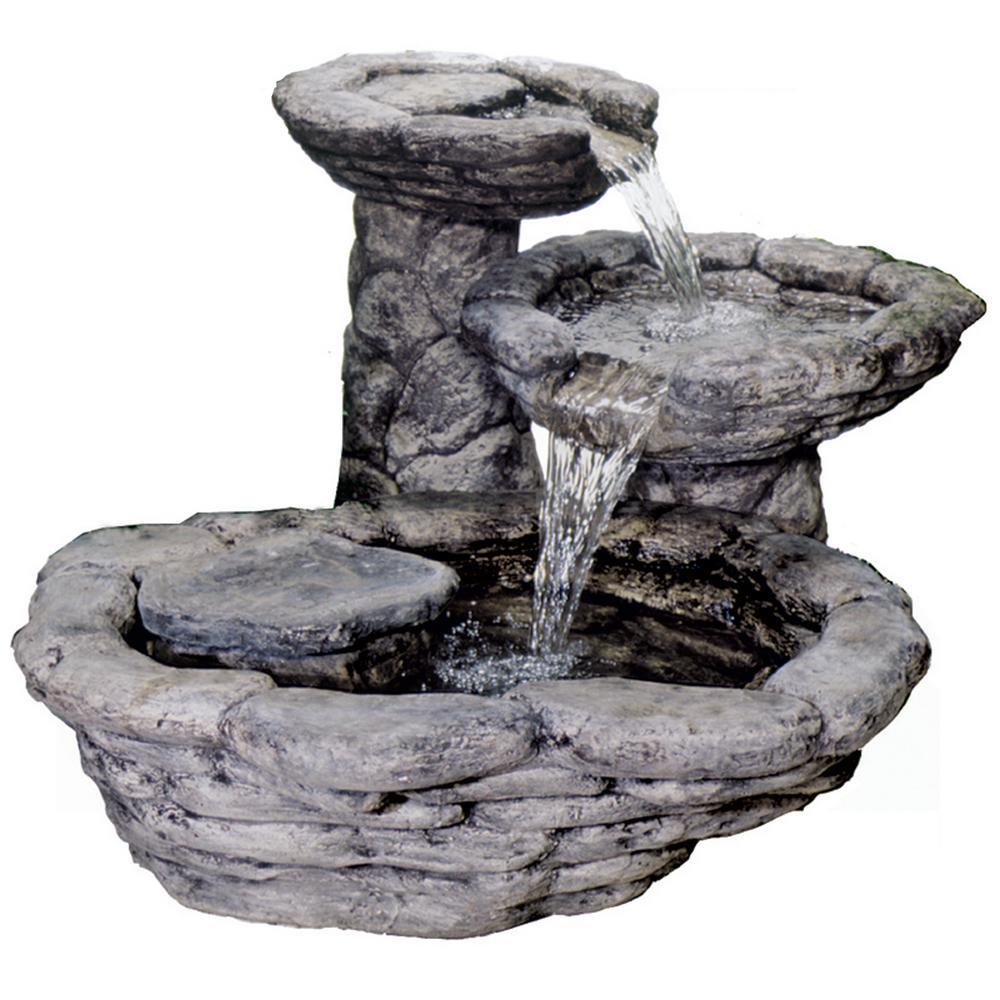 Florence Mini Cascade Fountain