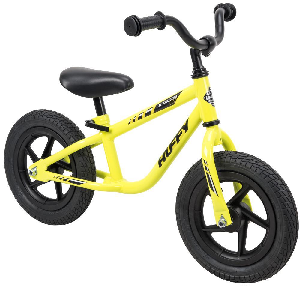Lil Cruizer 12 in. Bike in Yellow Neon Volt