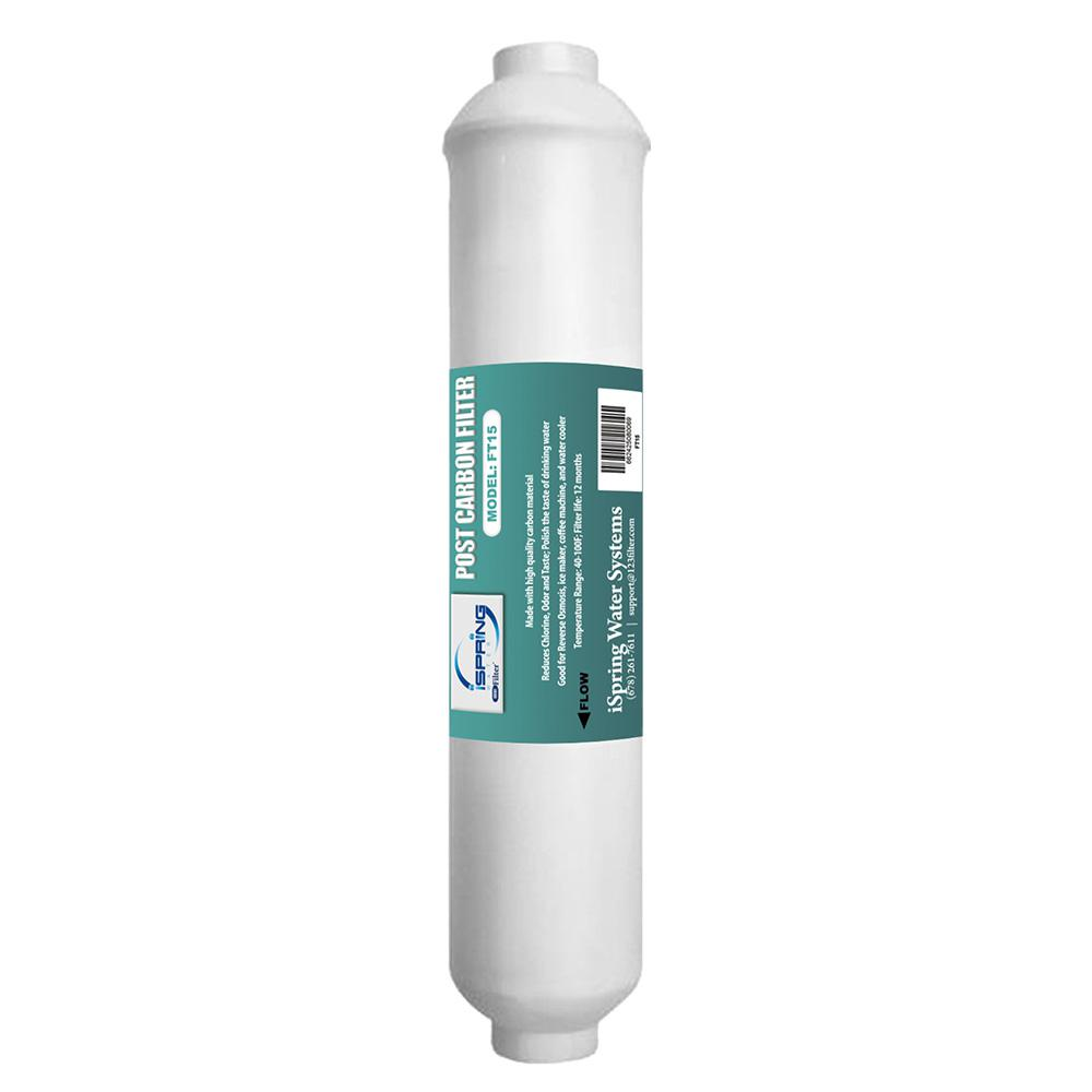 Ispring 5th stage inline post carbon filter replacement cartridge ispring 5th stage inline post carbon filter replacement cartridge publicscrutiny Image collections