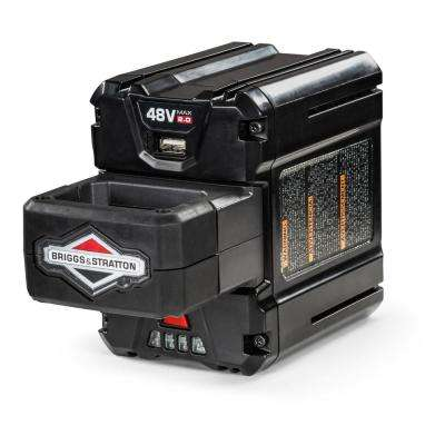 48-Volt Max 2.0 Lithium-Ion Battery for Snapper HD Products