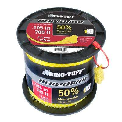 Heavy Duty 0.105 in. x 3 lb. Universal Trimmer Line