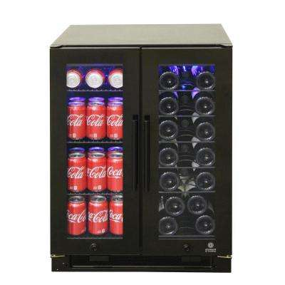19 Bottle Wine and Beverage Cooler