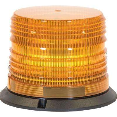 6 Amber LED Flash Strobe