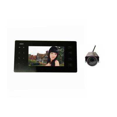 SeqCam 4-Channel Portable Wireless DVR with 1 Camera