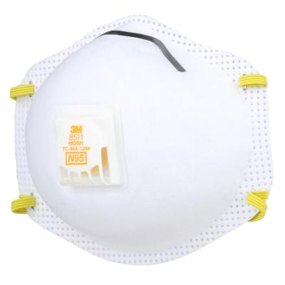 N95 Sanding and Fiberglass Valved Respirator (5-Pack)