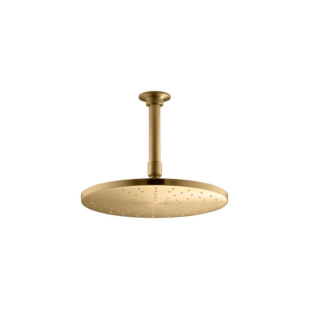 Gold - Showerheads - Showerheads & Shower Faucets - The Home Depot