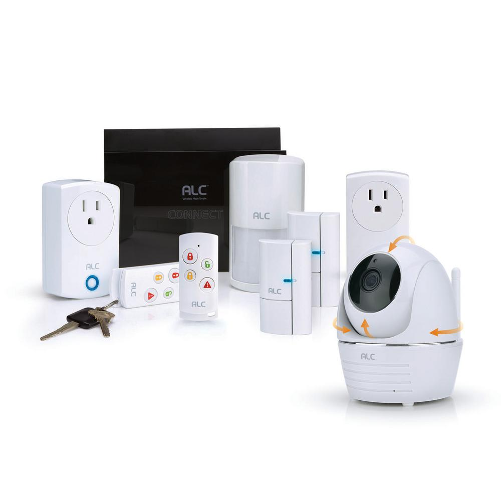 ALC Connect Smart Home Security System | AHS627-23
