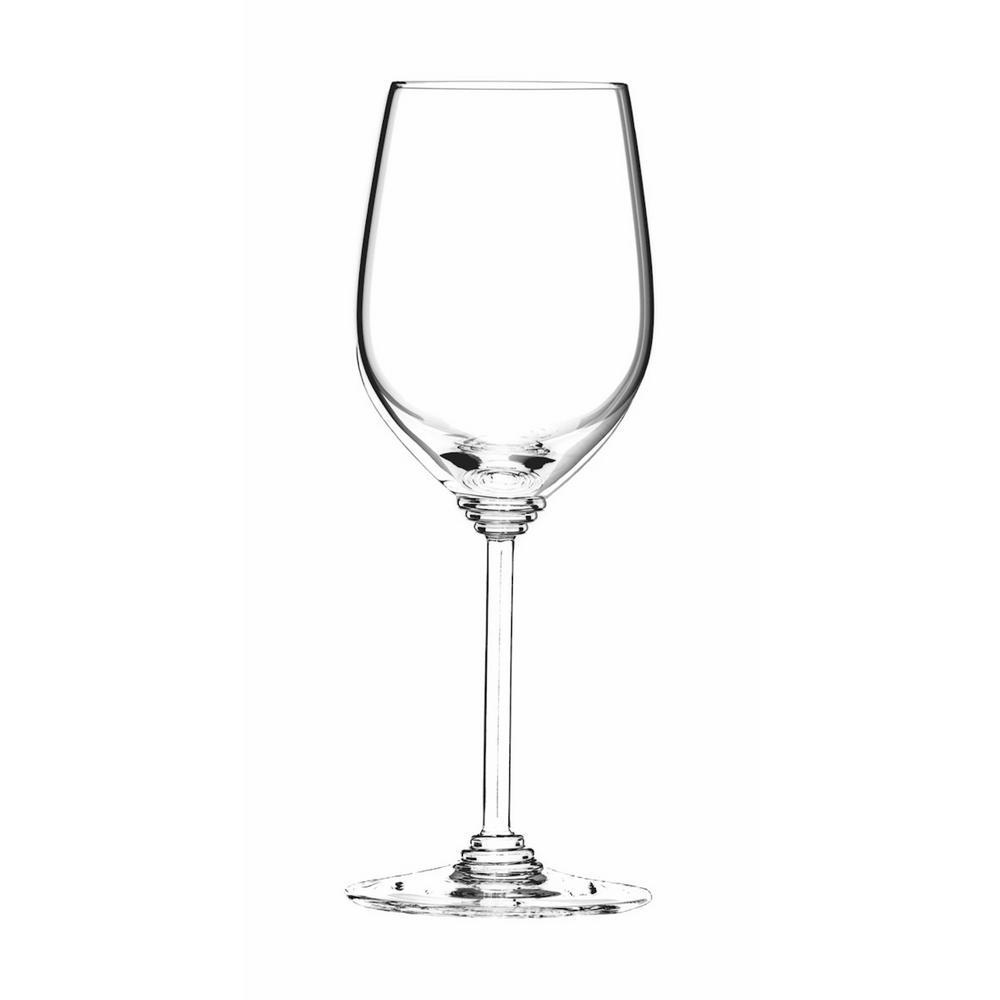 Wine Series 13 oz. Viognier/Chardonnay Wine Glass (4-Pack)
