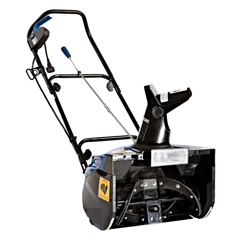 Snow Joe Ultra 18 in. 13.5 Amp Electric Snow Blower with Light