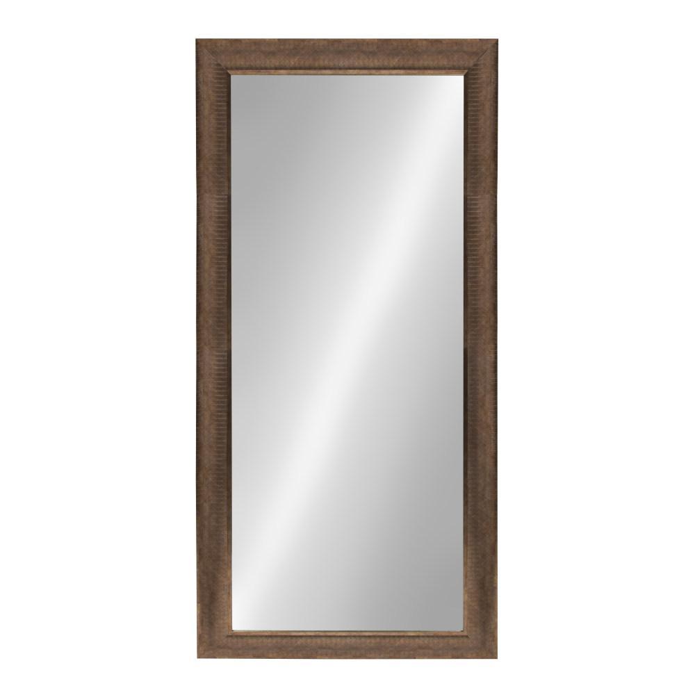 Carrollton Rectangle Bronze Mirror