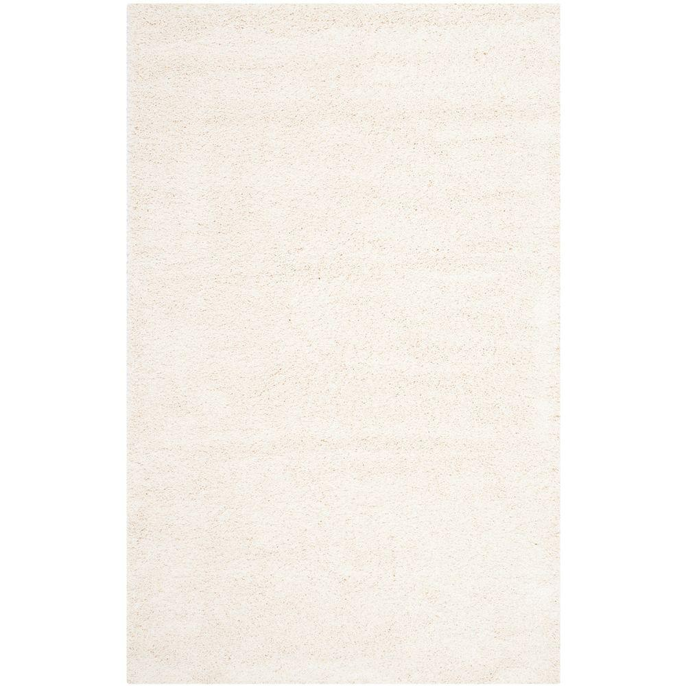 Safavieh Milan Shag Ivory 8 ft. 6 in. x 12 ft. Area Rug