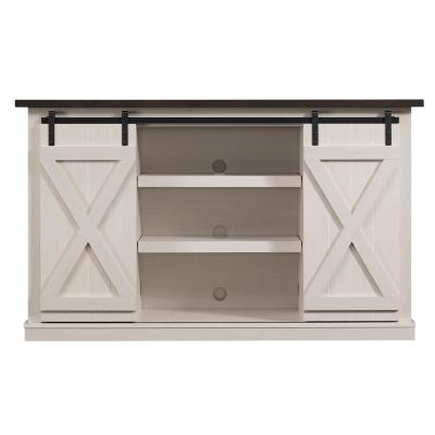 Cottonwood Sargent Oak TV Stand (Fits TVs Up to 60 in.)