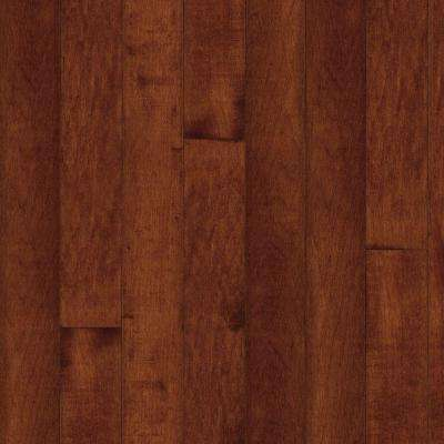 American Originals Salsa Cherry Maple 3/4 in. Thick x 2-1/4 in. W x Random Length Solid Wood Flooring (20 sq. ft. /case)