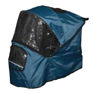 26 in. L x 12 in. W x 19.5 in. H Weather Cover fits Special Edition Pet Stroller PG8250BL