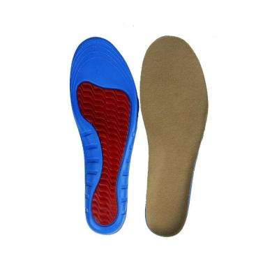 Cool Gel Light Cushion Insoles-Large (Men's 10 - 14 / Women's 11+)