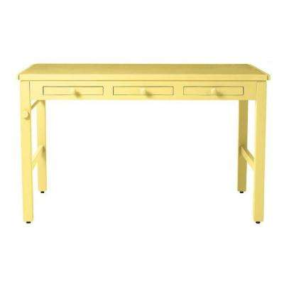Kids 43 In. W Cornbread Craft Table With Paper Roll