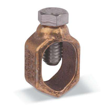 Ground Rod Clamp 1/2 in. (Case of 20)