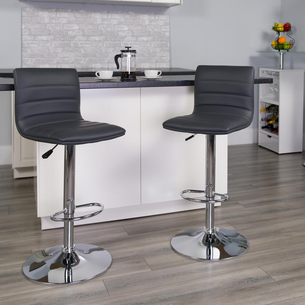 Gray Kitchen Dining Room Furniture Furniture The Home Depot