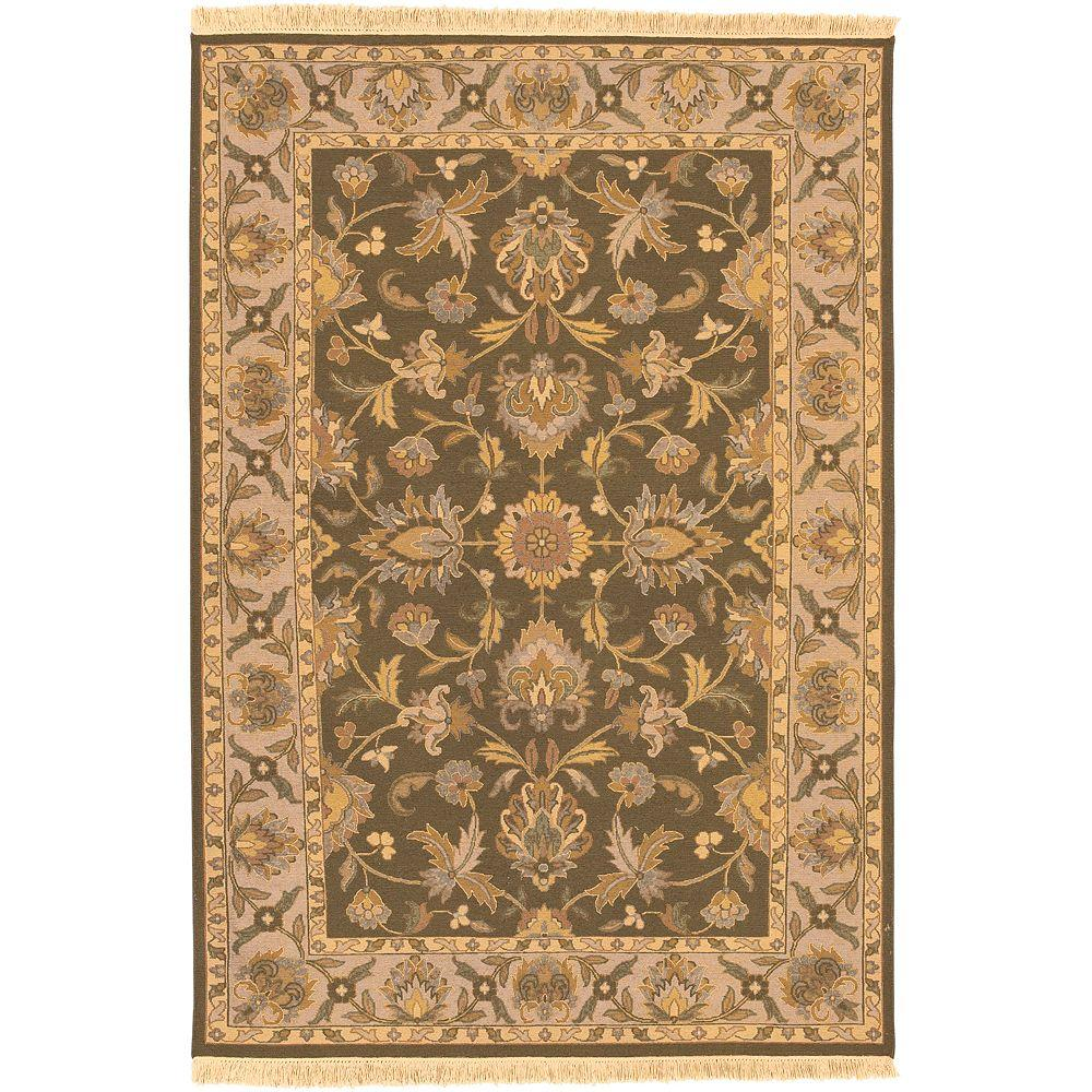 Artistic Weavers Fillmore Olive 10 ft. x 14 ft. Area Rug