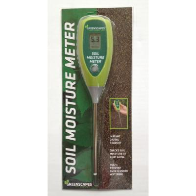 Digital Moisture Meter, Includes Soil Moisture Meter Guide