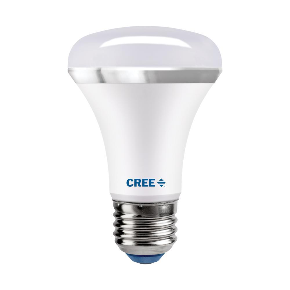 75W Equivalent Soft White (2700K) R20 Dimmable LED Light Bulb