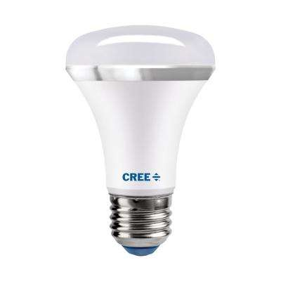 75W Equivalent Soft White (2700K) R20 Dimmable LED Light Bulb