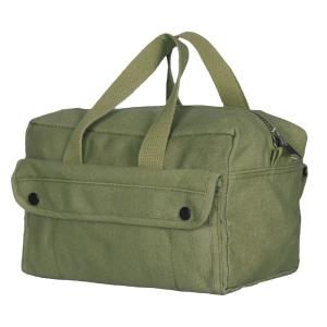 Mechanic S Tool Bag With 2 Pockets In Olive Drab