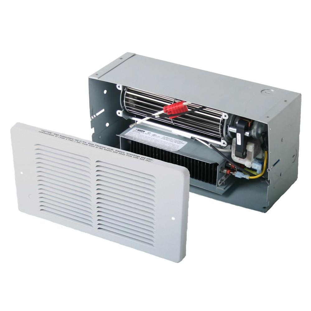 null Wall Heater with Built-in Thermostat-DISCONTINUED