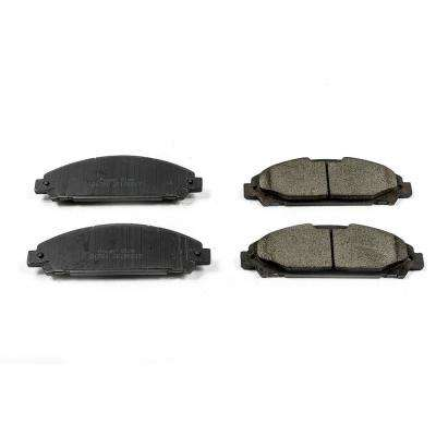 Front Evolution Ceramic Disc Brake Pad fits 2015-2016 Ford Mustang