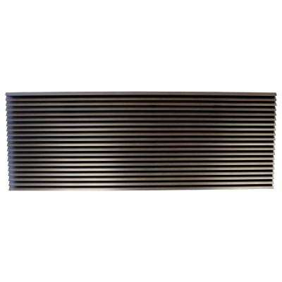 Architectural Louvered Grille